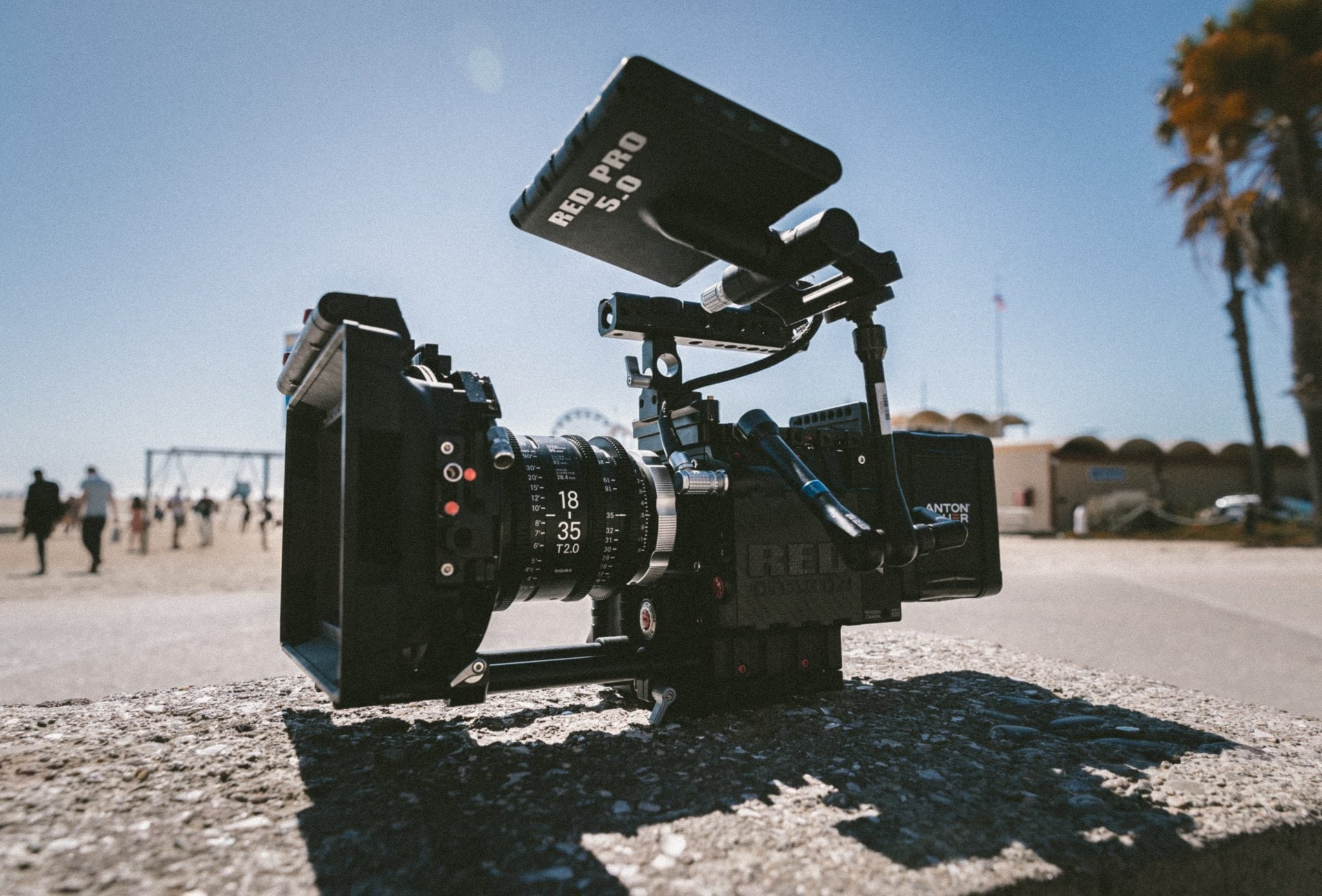 Camera on the ground - Entertainment Attorney | Brian J. Murphy