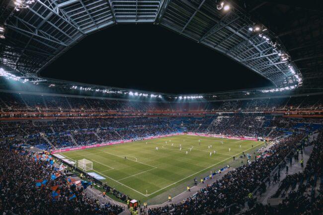 Soccer Stadium - Sports Sponsorship Contracts