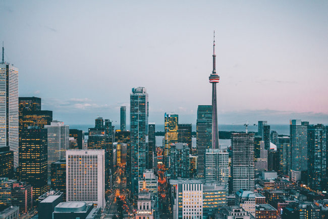 Toronto, Canadian Film Production Brian J. Murphy