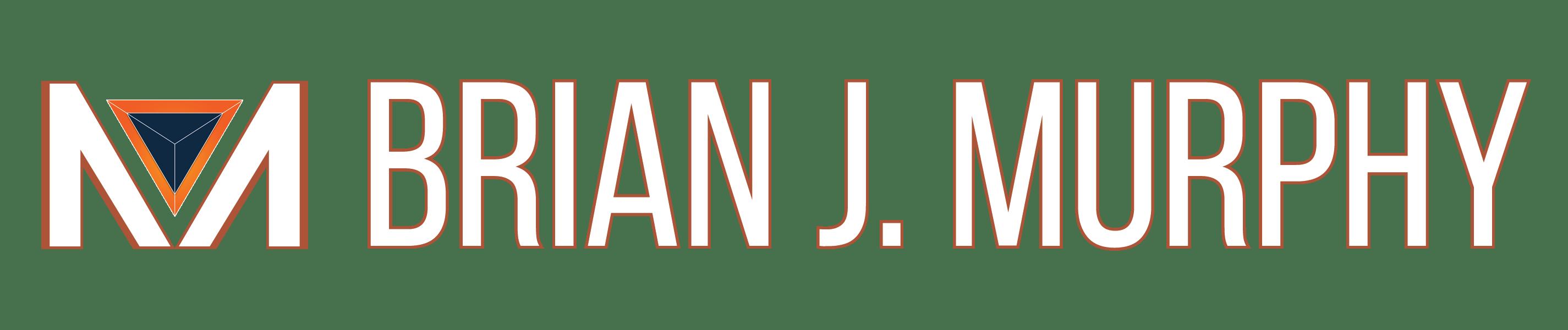 Brian J Murphy Horizontal Logo